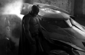 Ben Affleck's New Batmobile