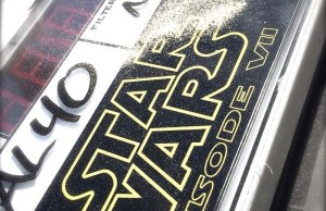 Star Wars: Episode VII Behind-the-Scenes Photo