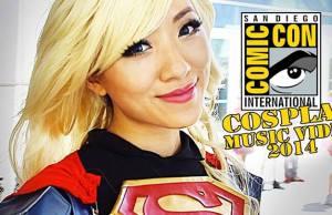 San Diego Comic Con Cosplay Music Video