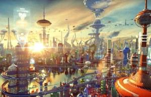 Artist Animates The World Of Futurama In Beautiful 3-D