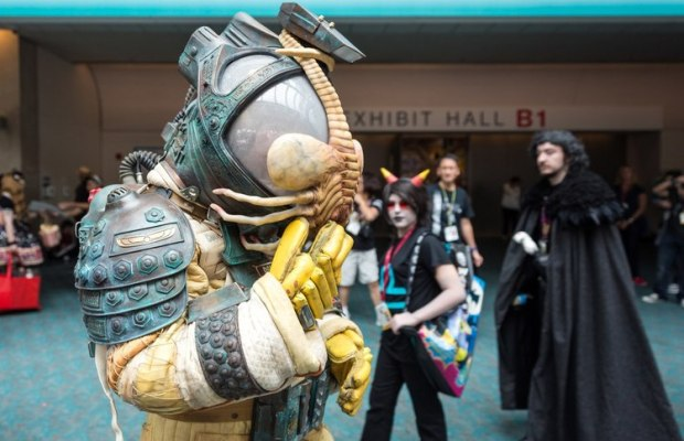 ALIEN Space Suit Cosplay by Adam Savage