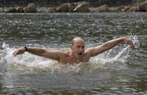 Vladimir Putin's Response to His Nomination by Vin Diesel for the Ice Bucket Challenge