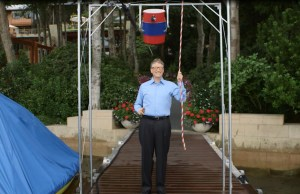 Bill Gates Geeks Out The Ice Bucket Challenge
