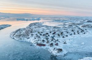 The Remote East Greenland Village
