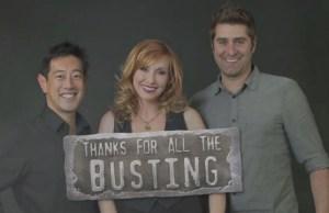 MythBusters Cast Got Smaller