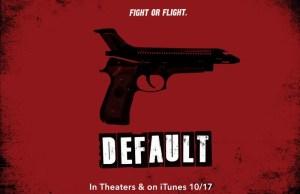 American Plane Hijacking Thriller 'Default'