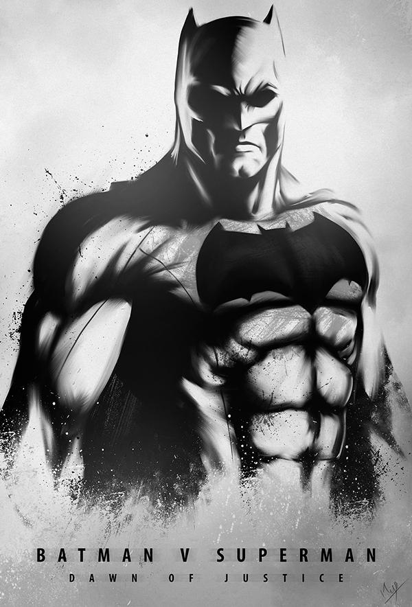 BATMAN V SUPERMAN - DAWN OF JUSTICE Character Posters