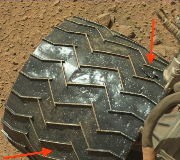 How Curiosity Is Doing After Spending 2 Years On Mars
