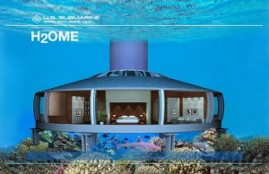 H2OME Is Your Own Underwater Home