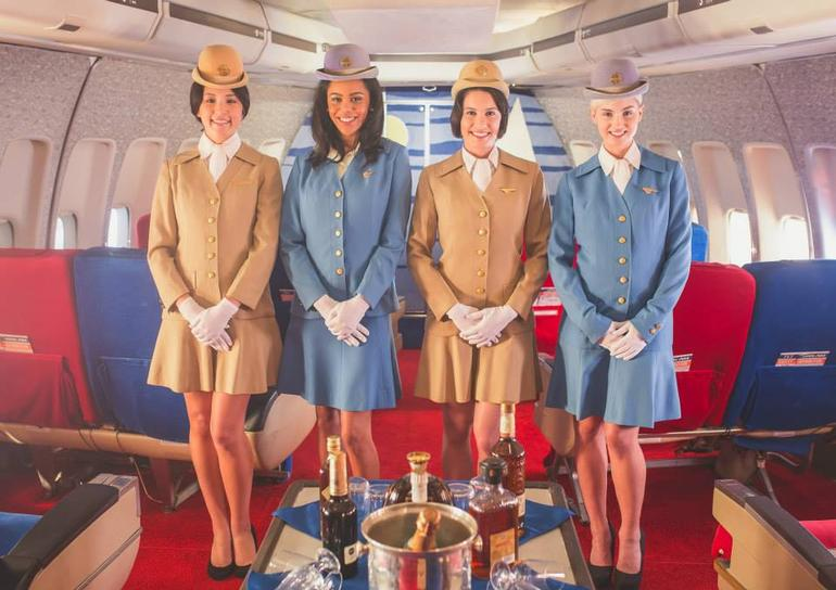 Pan Am Experience Will Take You To The Olden Days