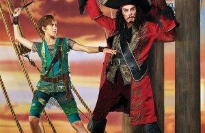 Christopher Walken as Captain Hook