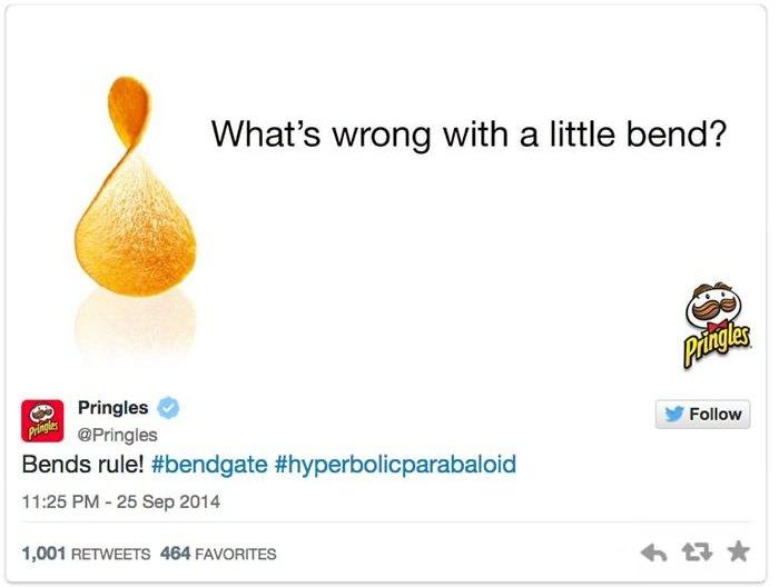 Internet's Reaction to Apple's iPhone 6 Bendgate