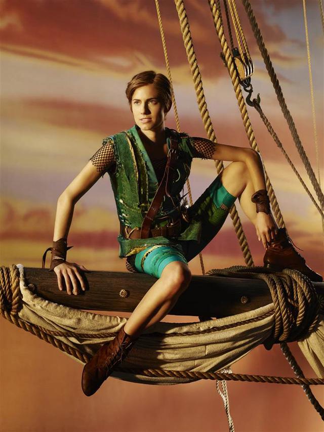First Look at NBC's Peter Pan
