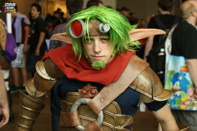 The Stunning Cosplay at PAX Prime