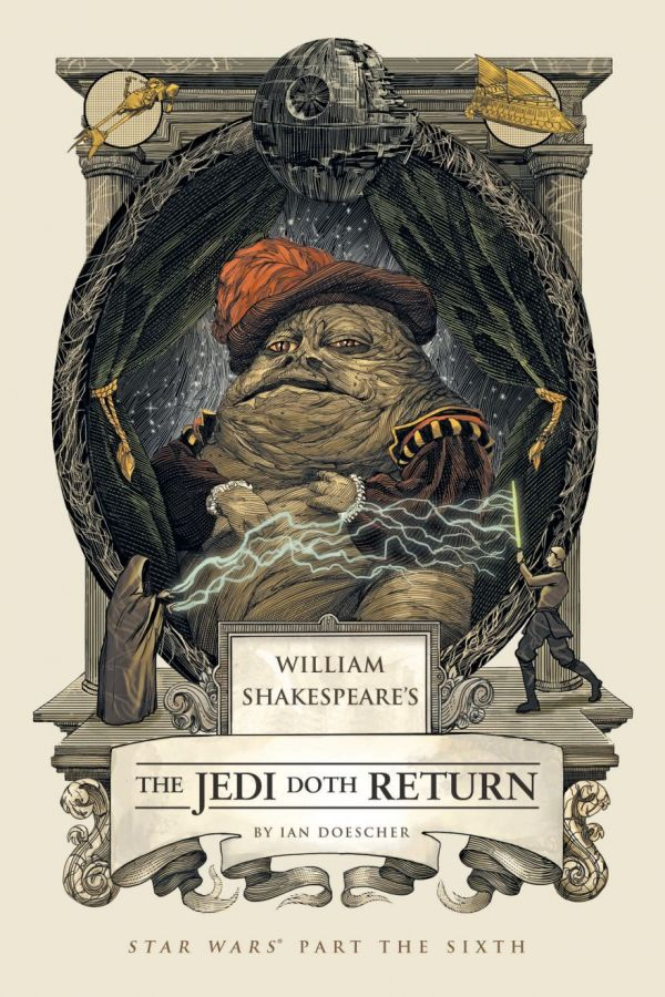 Star Wars: The Jedi Doth Return by William Shakespeare