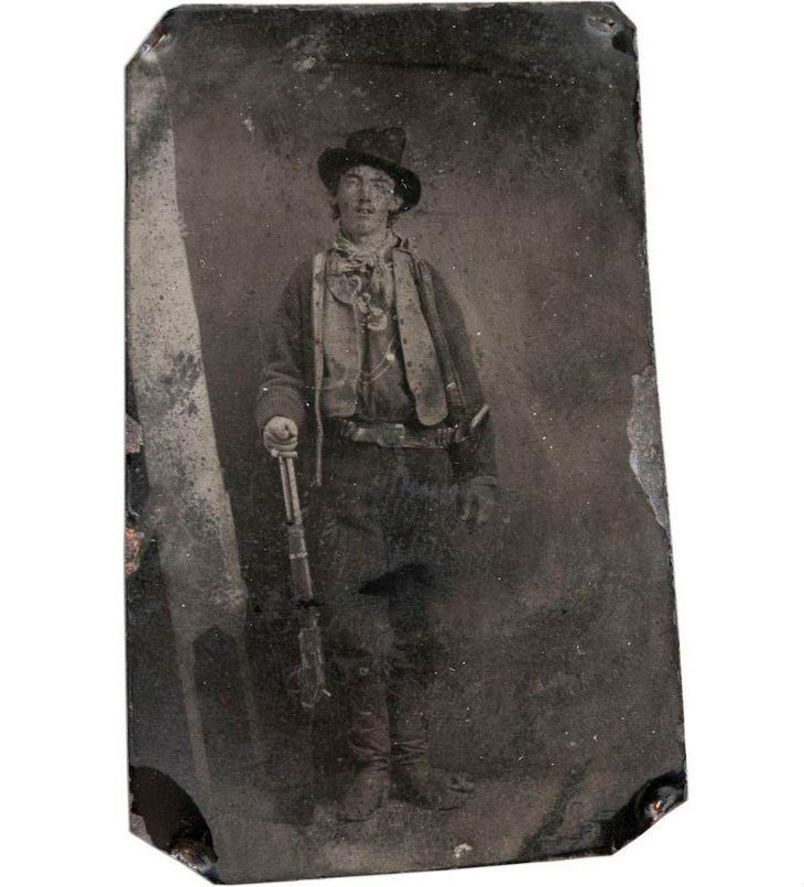 """Billy the Kid"" (1879-80)"