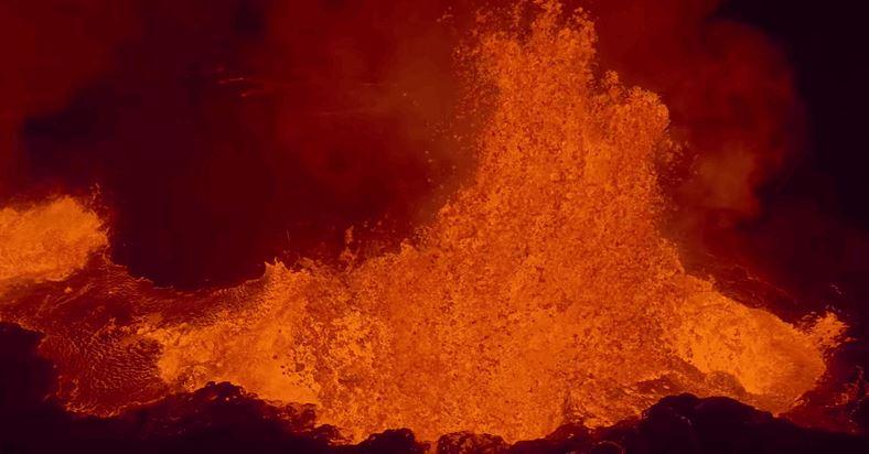 Bardabunga Eruption