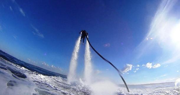 Water Jetpack The Jetovator