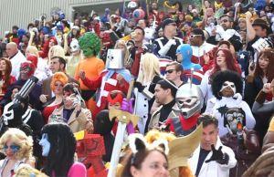 Marvel Cosplay At Dragon Con 2014 (1)