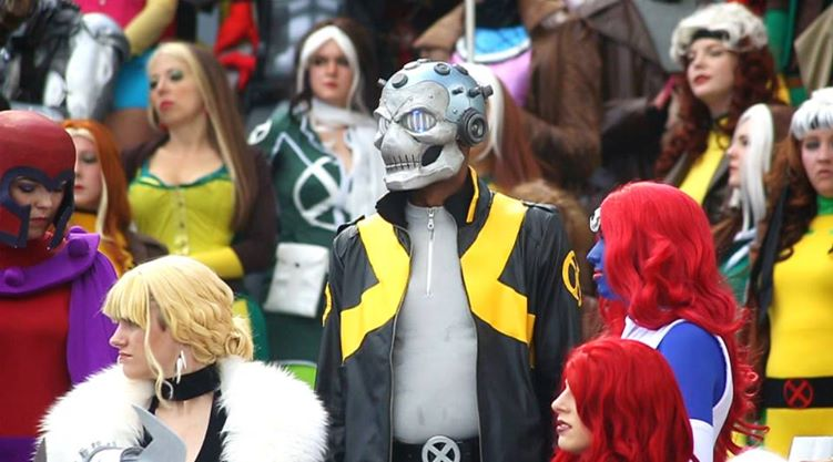 Marvel Cosplay At Dragon Con 2014