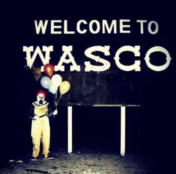 Creepy Clowns Of Wasco, California