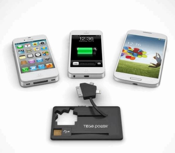 PowerCard by Tego Power
