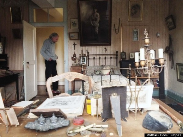 Room Has Stayed Untouched For Almost 100 Years