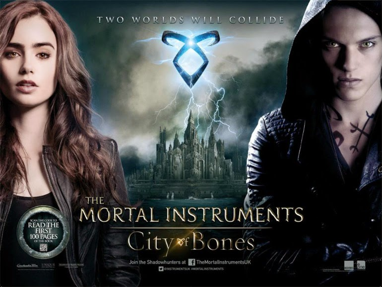 The Mortal Instruments TV Series