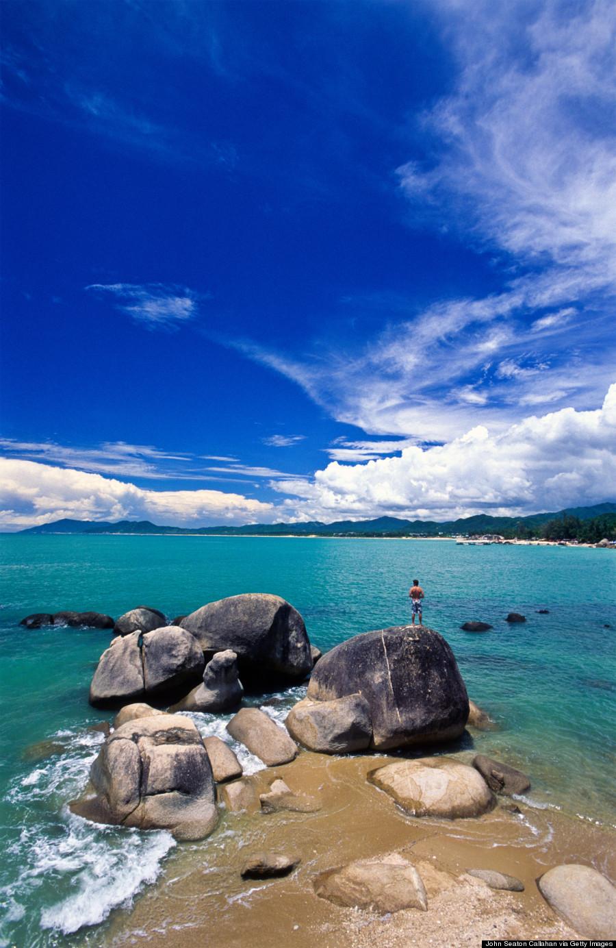 Tropical Island In China