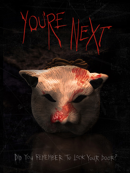 Clay Horror Movie Poster Designs