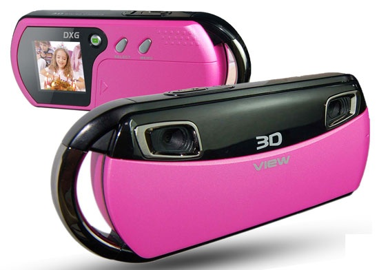 First 3D Camera For Kids