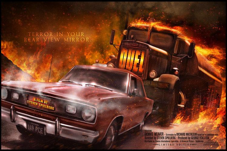 Steven Spielberg's DUEL