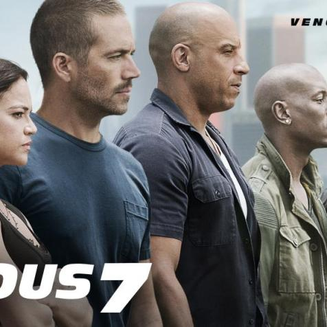 Fast and Furious 7 Officially Titled Furious 7