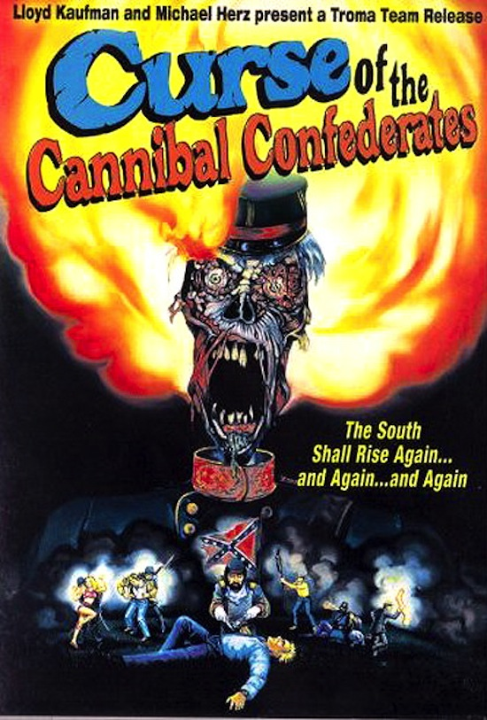 The Curse of the Cannibal Confederates - 1982
