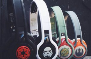 Star Wars First Edition STREET by 50 On-Ear Headphones