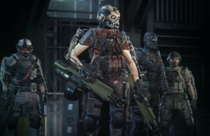 Call of Duty Exo Zombies