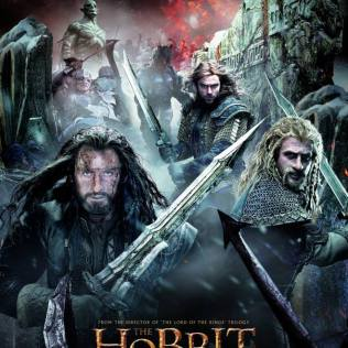 THE HOBBIT THE BATTLE OF THE FIVE ARMIES (1)