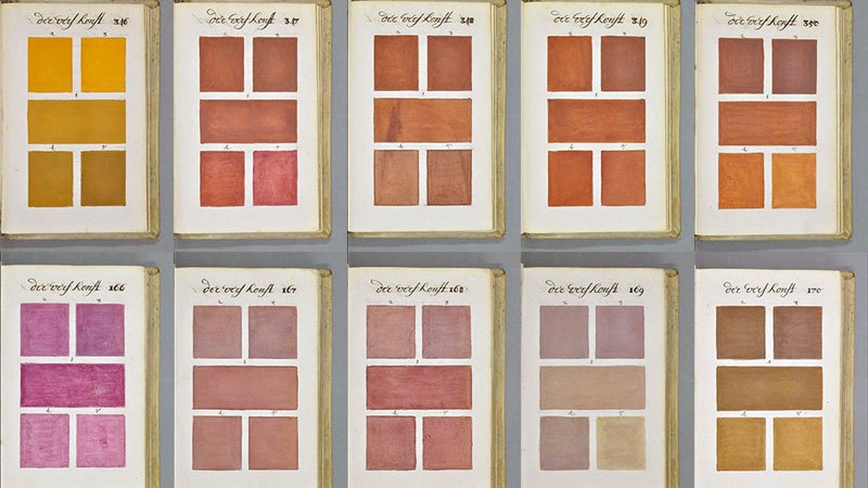 World's First Book on ColorPalettes (3)