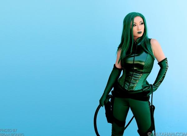 Marvel's Madame Hyra (Viper) Cosplay By YAYA
