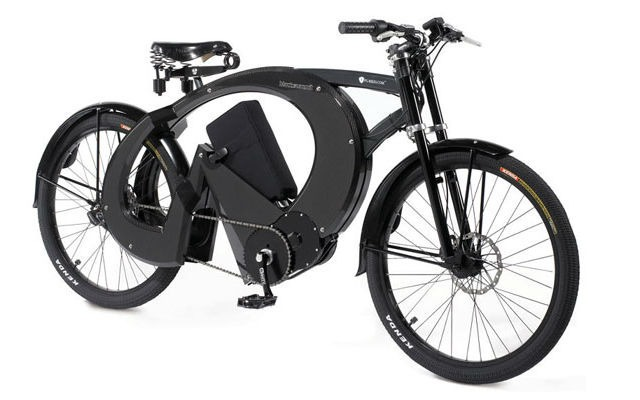 Bavarian Electric Touring Bicycle