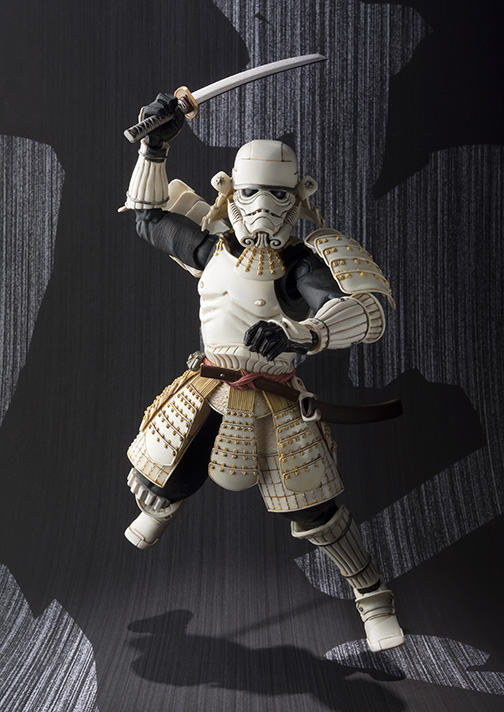 Bandai's Samurai Stormtrooper Action Figure