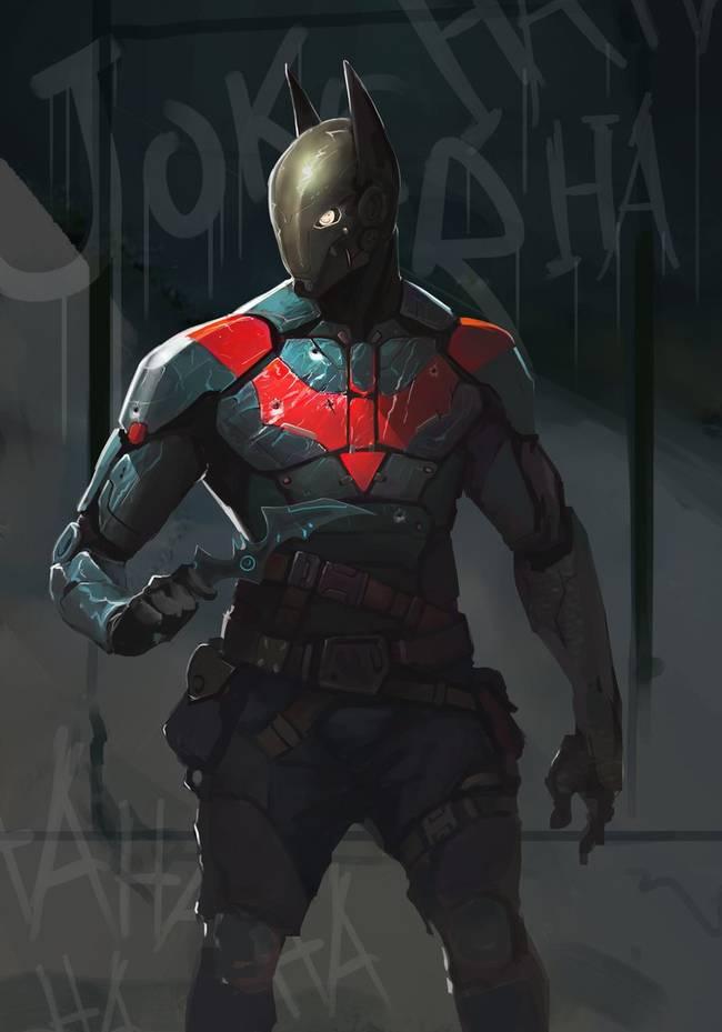 Batman Reimagined - FizX (15)