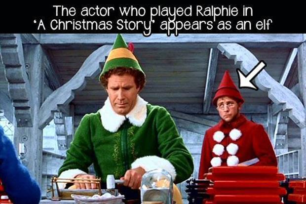 Elf Movie Facts