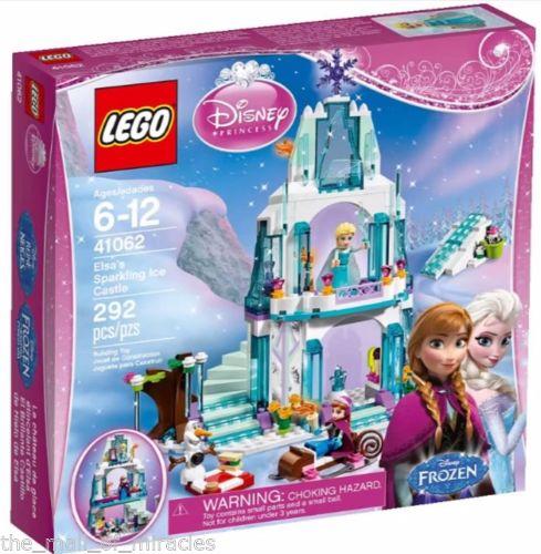 Frozen Lego Set