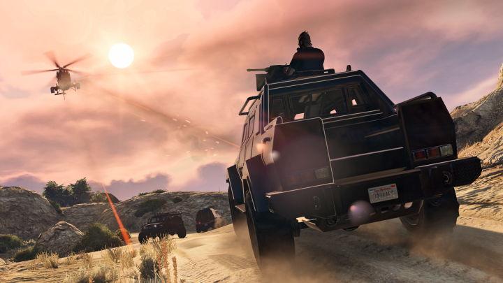 Grand Theft Auto 5 Online Heists
