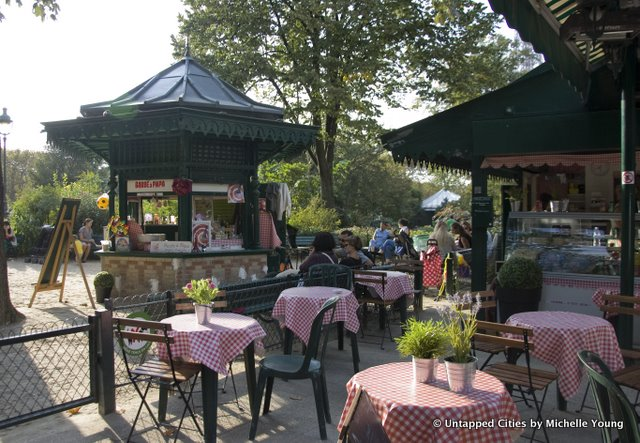 Cafe La Bonbonnière de Marie