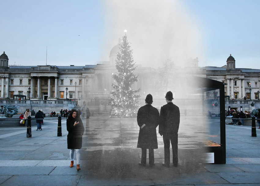 The Ghosts of London past