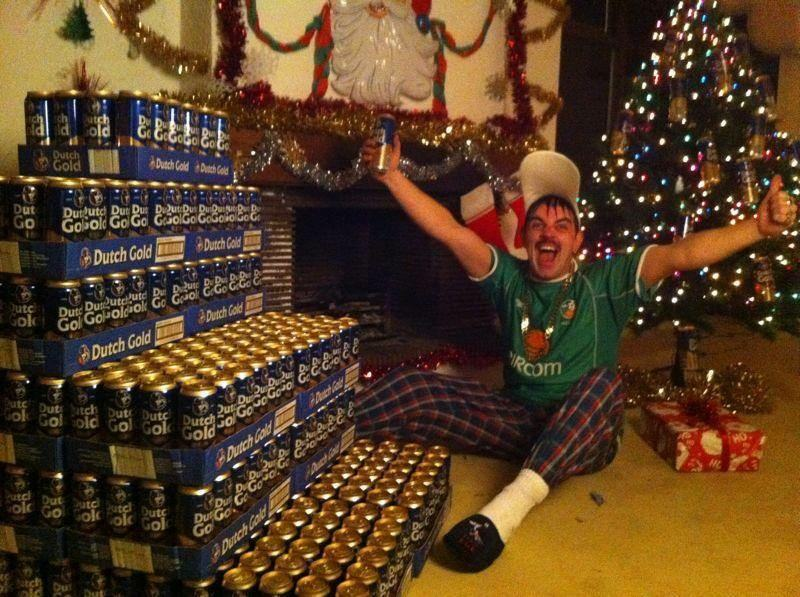 20 People Filled With A Bit TOO MUCH Christmas Joy