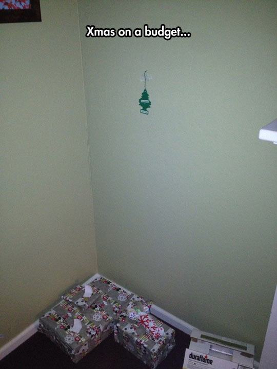 22 Hilariously Unconventional Christmas Decorations