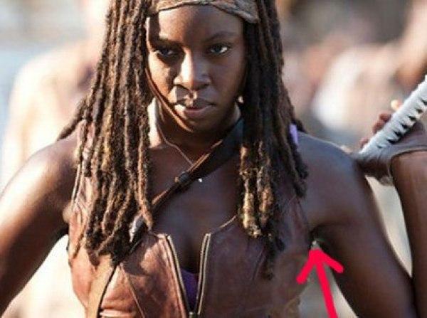 10. All women, The Walking Dead (2010–present)